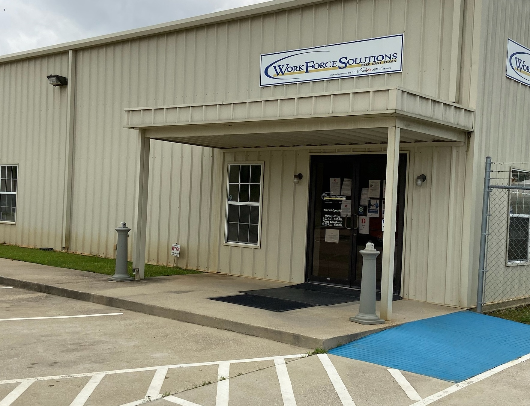 Workforce Solutions Deep East Texas Shelby County Workforce Center